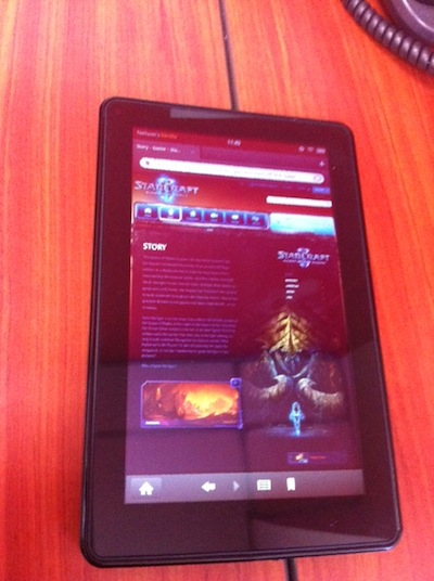 how to put comics on kindle fire