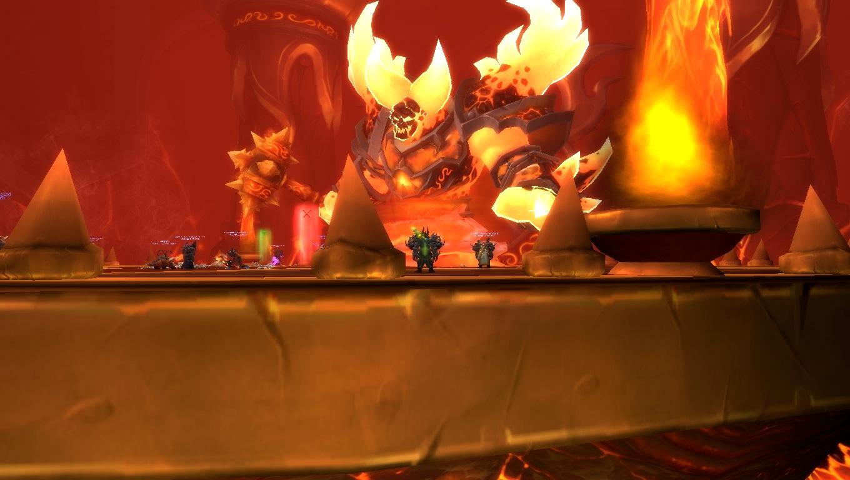 how to get to ragnaros firelands