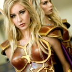 Blizzcon – Female Blood Elves