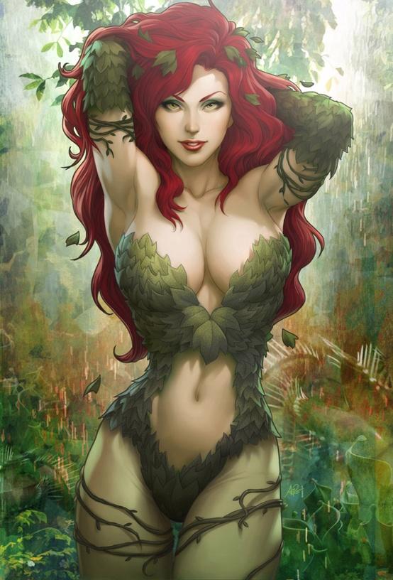 Poison Ivy Poison-Ivy