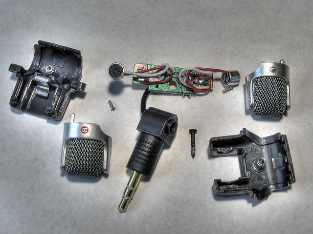 broken mic razor512