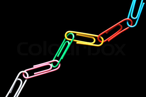 Paper Clips Chain