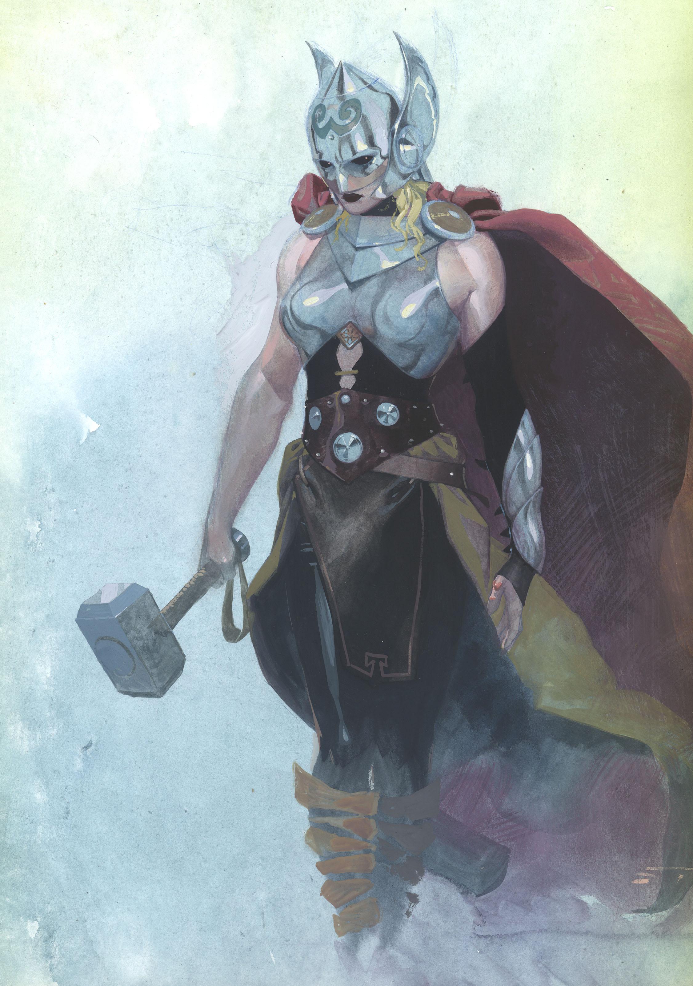 Lady Thor-001