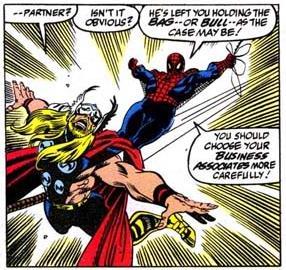 thor-spider-man