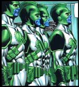 Kree-soldiers