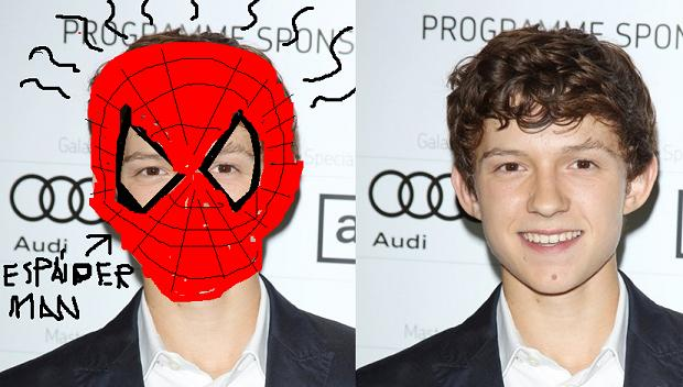 tom holland-spider-man