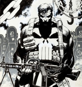 punisher jim lee
